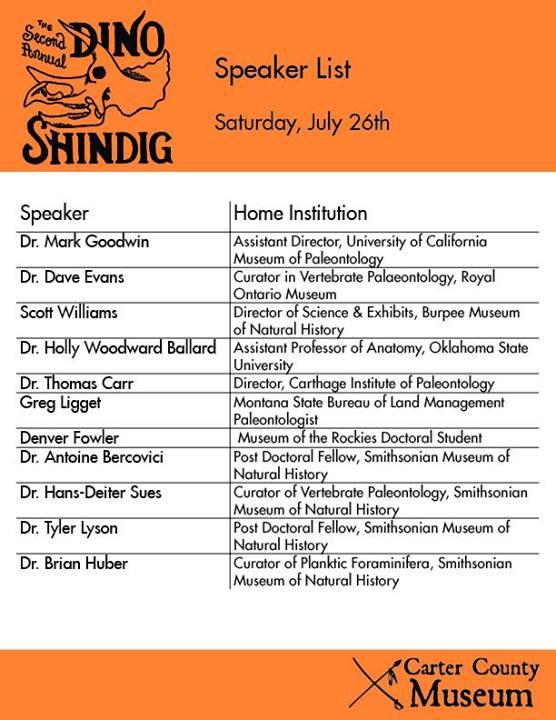 2014 Speakers